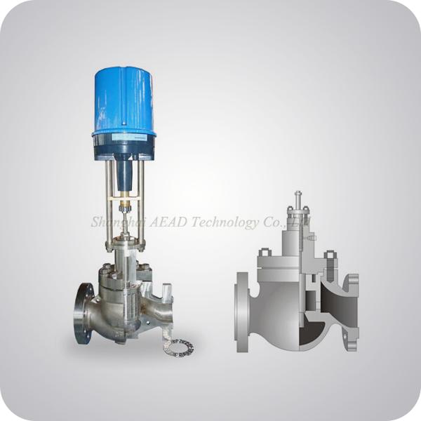 EDSC电动笼式单座调节阀